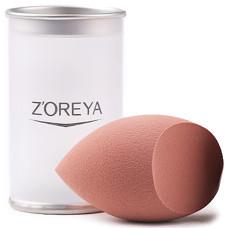 Спонж для тона капля со срезом кофейная Z'OREYA