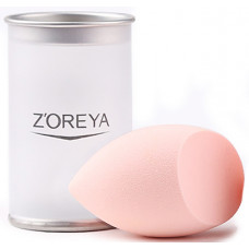 Спонж для тона капля со срезом розовая Z'OREYA