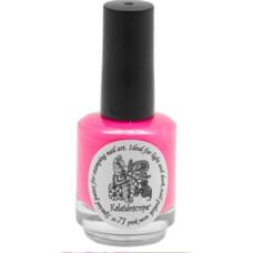 Kраска для стемпинга st-71 Pink neon