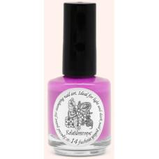 Kраска для стемпинга st-14 Fuchsia