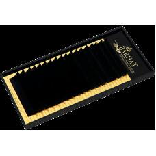 Ресницы для наращивания Barhat С 0,07 мм Mix (9/11/13 мм)
