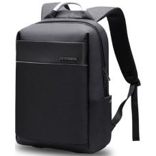Спортивный дорожный рюкзак ARCTIC HUNTER c USB портом. Черный