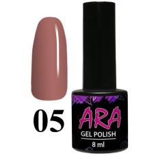 Гель-лак Ara 8 мл №05