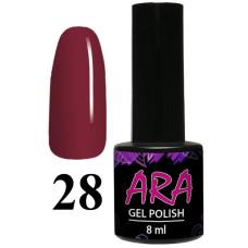 Гель-лак Ara 8 мл №28