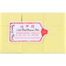 Салфетки безворсовые LPnails 900 шт. Желтые