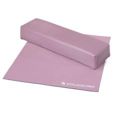 """Подлокотник """"мини"""" с ковриком EXPERT 10 TYPE 1 ( розовый)"""