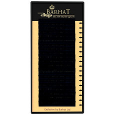 Ресницы для наращивания Barhat С 0,05 мм (12 мм)