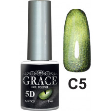Гель-лак GRACE Cat Eye 5D №5 8 мл