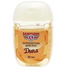 Антисептик для рук Санитайзер Дыня / Sanitizer Melon  29мл