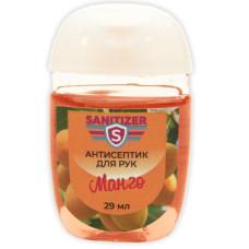 Антисептик для рук Санитайзер Манго/ Sanitizer Mango  29мл