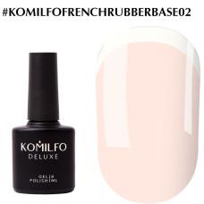 Komilfo French Rubber Base №002 Baby Lips, 8 мл