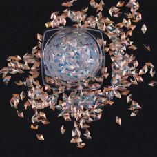 Komilfo Чешуя Дракона№040 диамант
