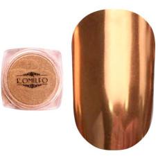 Komilfo Mirror Powder №004 бронзовый 0,5г