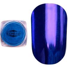 Komilfo Mirror Powder №005 синий 0,5г