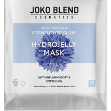 Гидрогелевая маска Cornflower Glow Joko Blend Shelly 20г