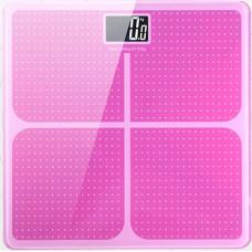 Весы электронные напольные AVADONA Розовые